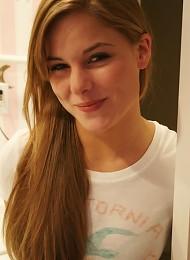 Nicole the face of pure innocence